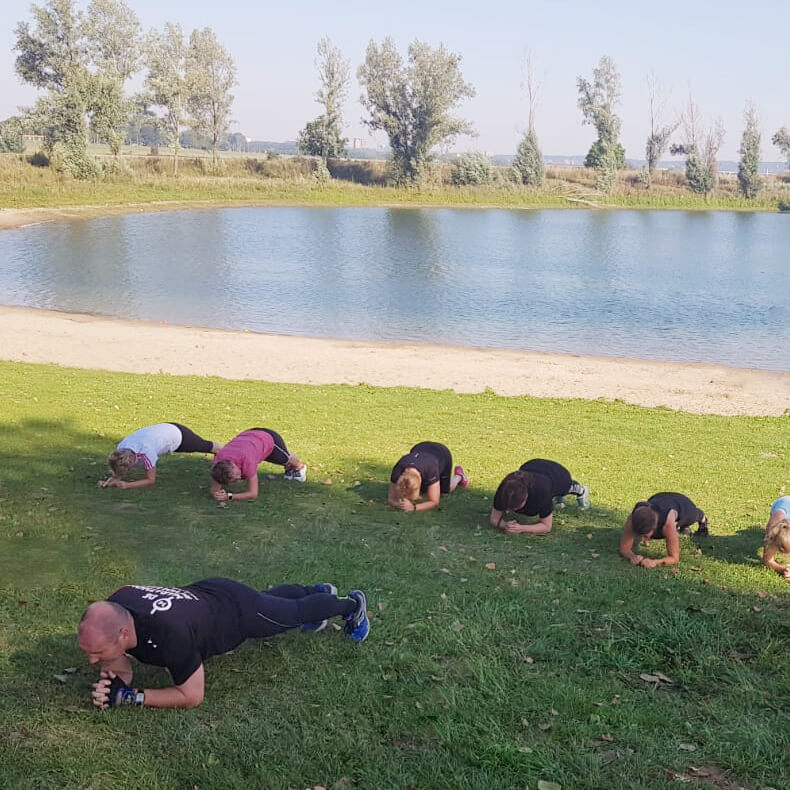 Bootcamp Buiten! is geniaal