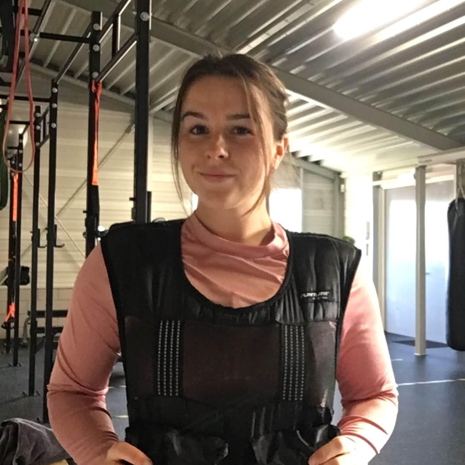 Evanne Huis in 't Veld - Personal trainer & yin yoga lerares