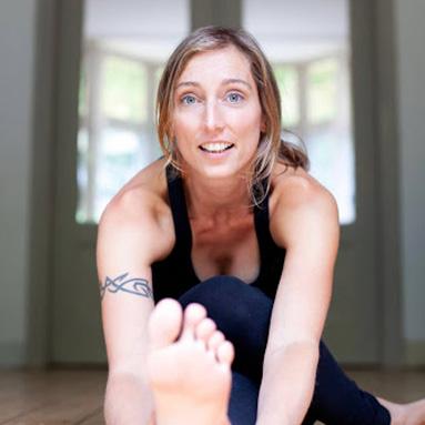 yin yoga docent Marije Haasjes